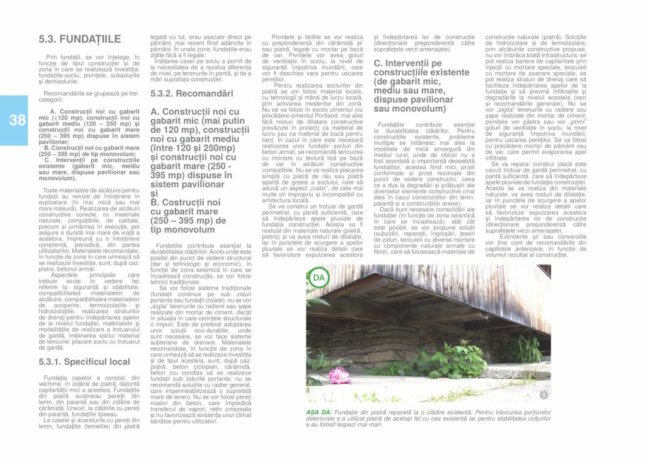 Pagina 40 - Zona Bucovina de Sud - Ghid de arhitectura pentru incadrarea in specificul local din...