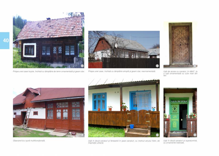 Pagina 42 - Zona Bucovina de Sud - Ghid de arhitectura pentru incadrarea in specificul local din...