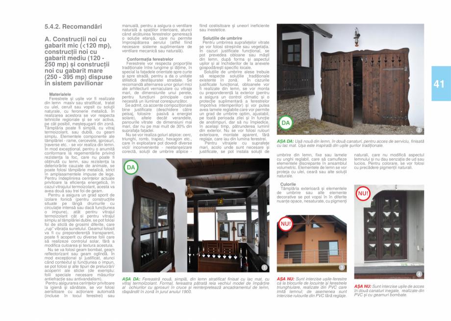 Pagina 43 - Zona Bucovina de Sud - Ghid de arhitectura pentru incadrarea in specificul local din...