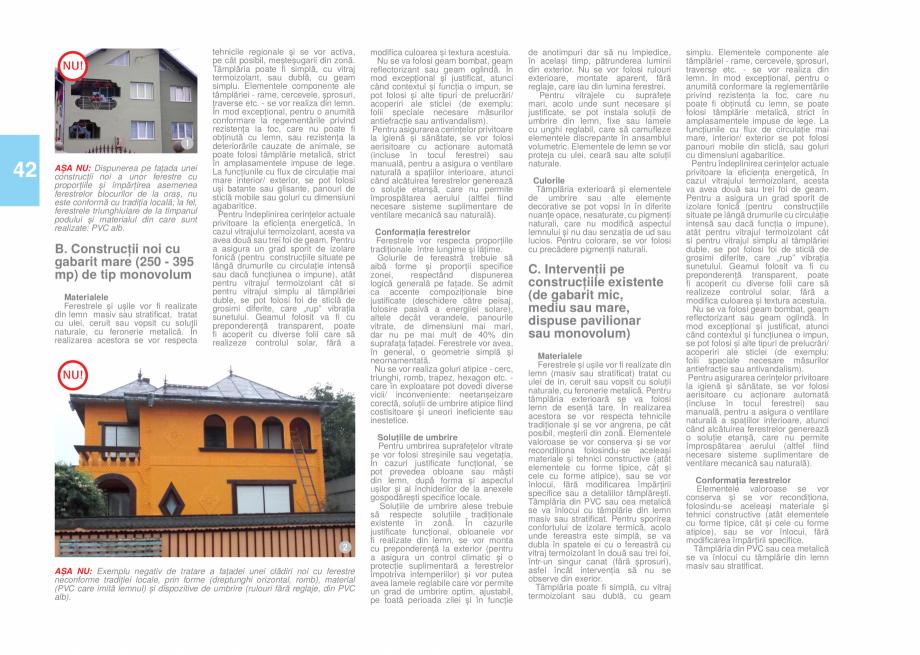 Pagina 44 - Zona Bucovina de Sud - Ghid de arhitectura pentru incadrarea in specificul local din...