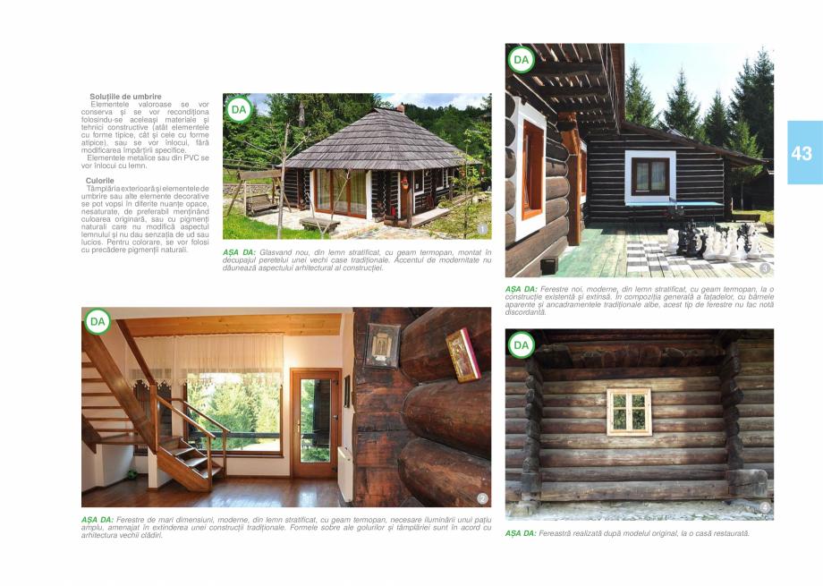 Pagina 45 - Zona Bucovina de Sud - Ghid de arhitectura pentru incadrarea in specificul local din...