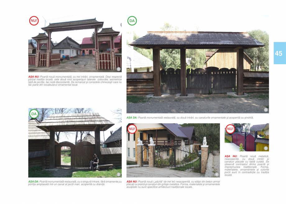 Pagina 47 - Zona Bucovina de Sud - Ghid de arhitectura pentru incadrarea in specificul local din...