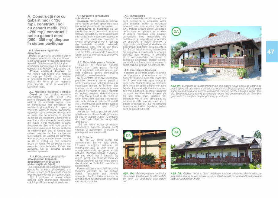 Pagina 49 - Zona Bucovina de Sud - Ghid de arhitectura pentru incadrarea in specificul local din...