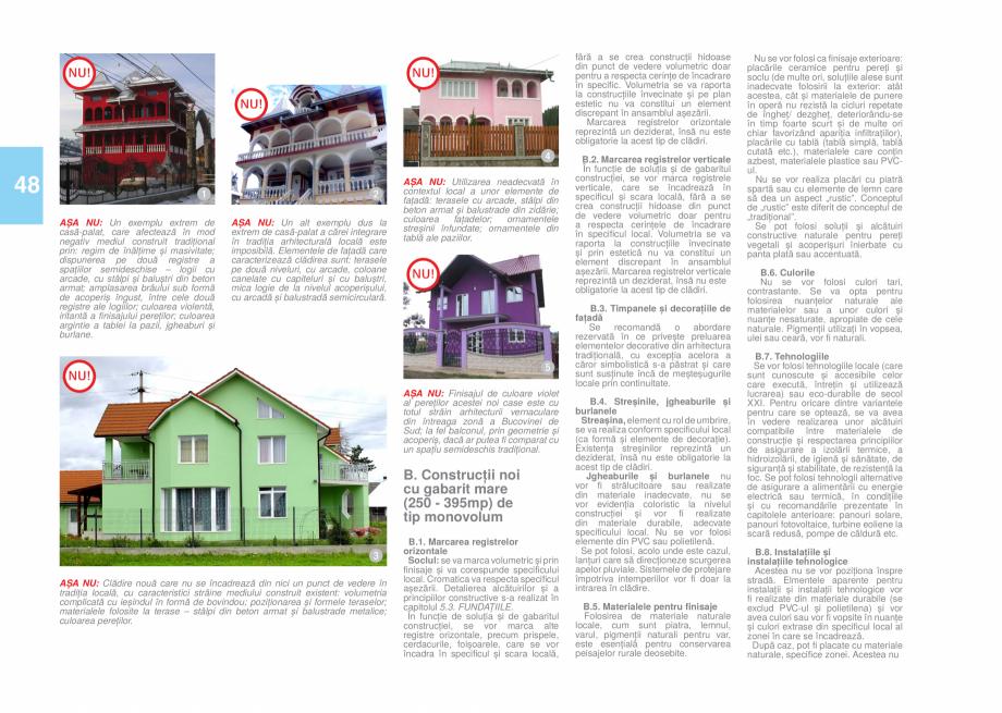 Pagina 50 - Zona Bucovina de Sud - Ghid de arhitectura pentru incadrarea in specificul local din...