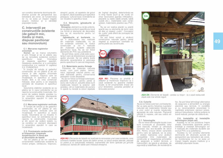 Pagina 51 - Zona Bucovina de Sud - Ghid de arhitectura pentru incadrarea in specificul local din...