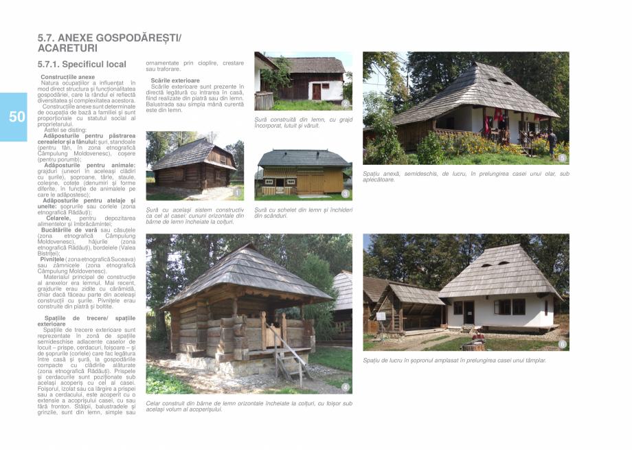 Pagina 52 - Zona Bucovina de Sud - Ghid de arhitectura pentru incadrarea in specificul local din...