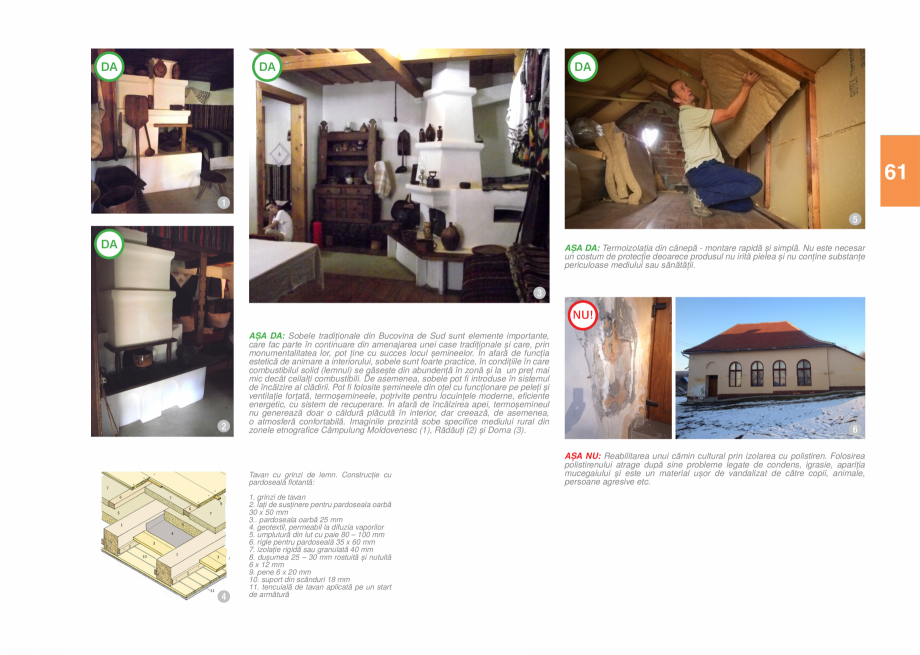 Pagina 63 - Zona Bucovina de Sud - Ghid de arhitectura pentru incadrarea in specificul local din...