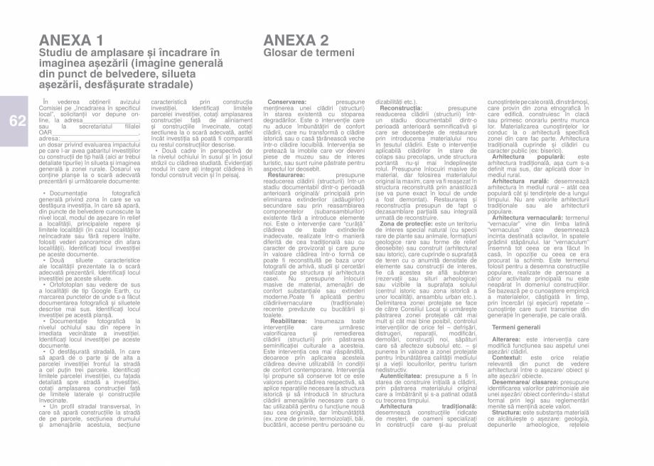 Pagina 64 - Zona Bucovina de Sud - Ghid de arhitectura pentru incadrarea in specificul local din...