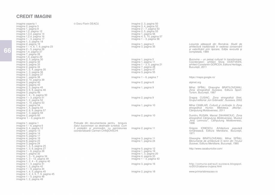 Pagina 68 - Zona Bucovina de Sud - Ghid de arhitectura pentru incadrarea in specificul local din...