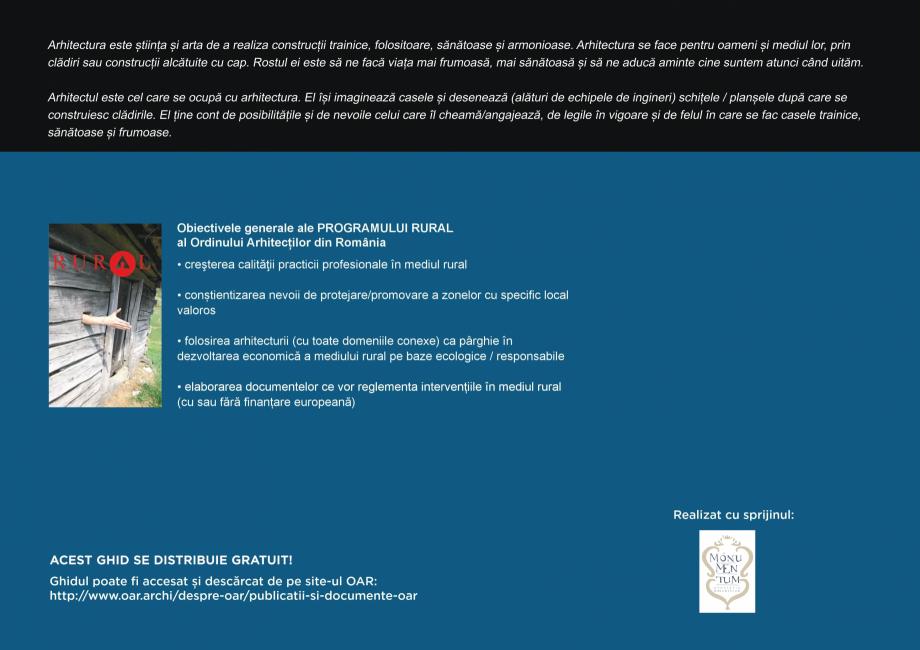 Pagina 70 - Zona Bucovina de Sud - Ghid de arhitectura pentru incadrarea in specificul local din...