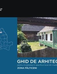 Zona Falticeni - Ghid de arhitectura pentru incadrarea in specificul local din mediul rural