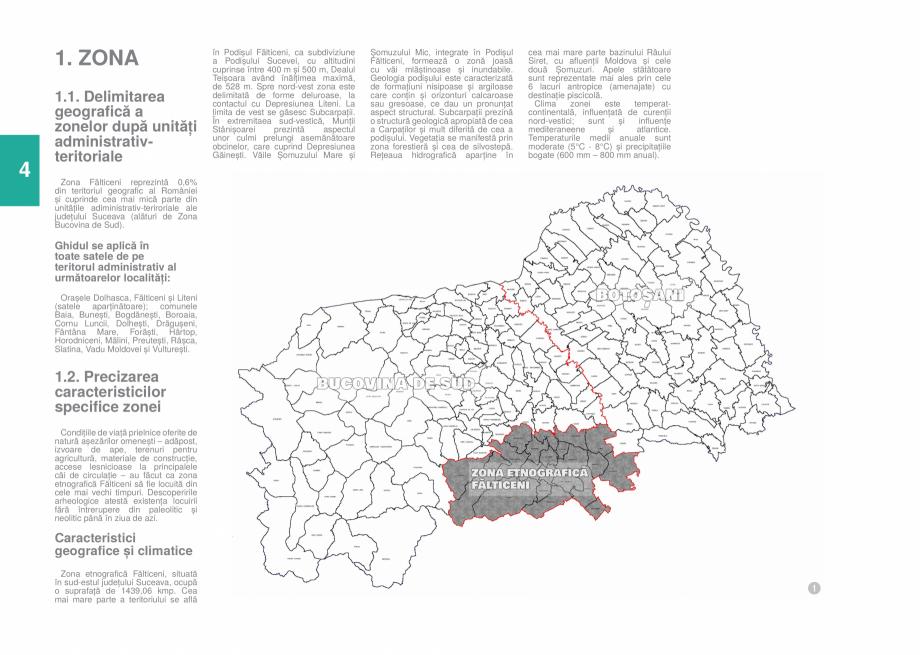 Pagina 6 - Zona Falticeni - Ghid de arhitectura pentru incadrarea in specificul local din mediul...