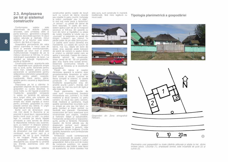 Pagina 10 - Zona Falticeni - Ghid de arhitectura pentru incadrarea in specificul local din mediul...