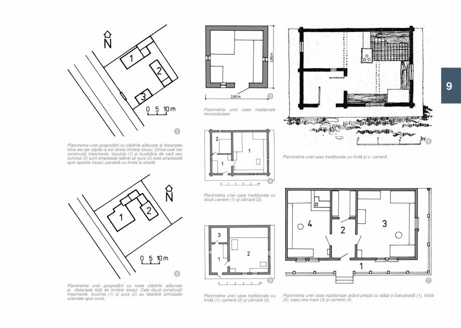 Pagina 11 - Zona Falticeni - Ghid de arhitectura pentru incadrarea in specificul local din mediul...