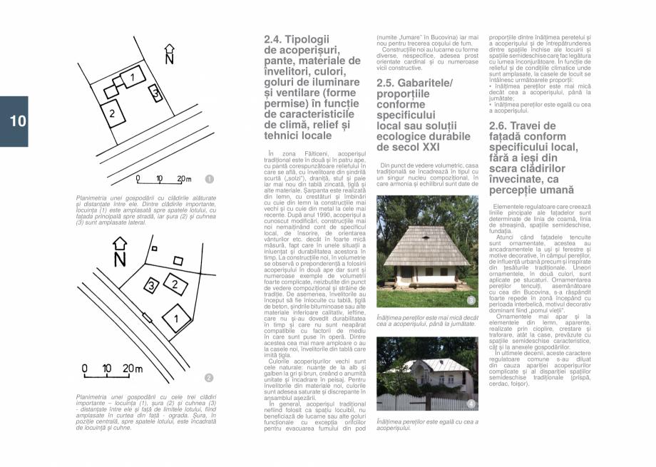 Pagina 12 - Zona Falticeni - Ghid de arhitectura pentru incadrarea in specificul local din mediul...