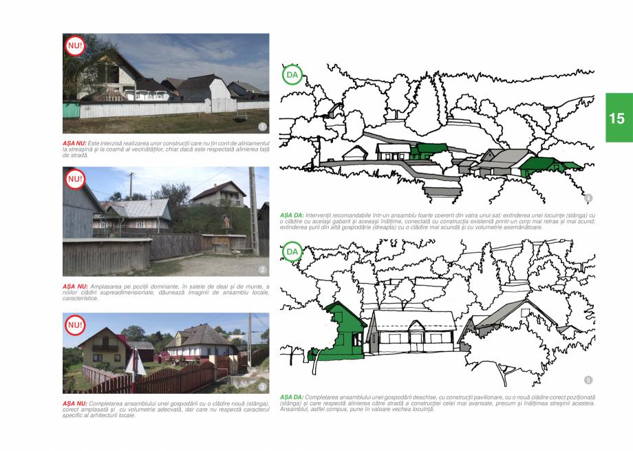 Pagina 17 - Zona Falticeni - Ghid de arhitectura pentru incadrarea in specificul local din mediul...