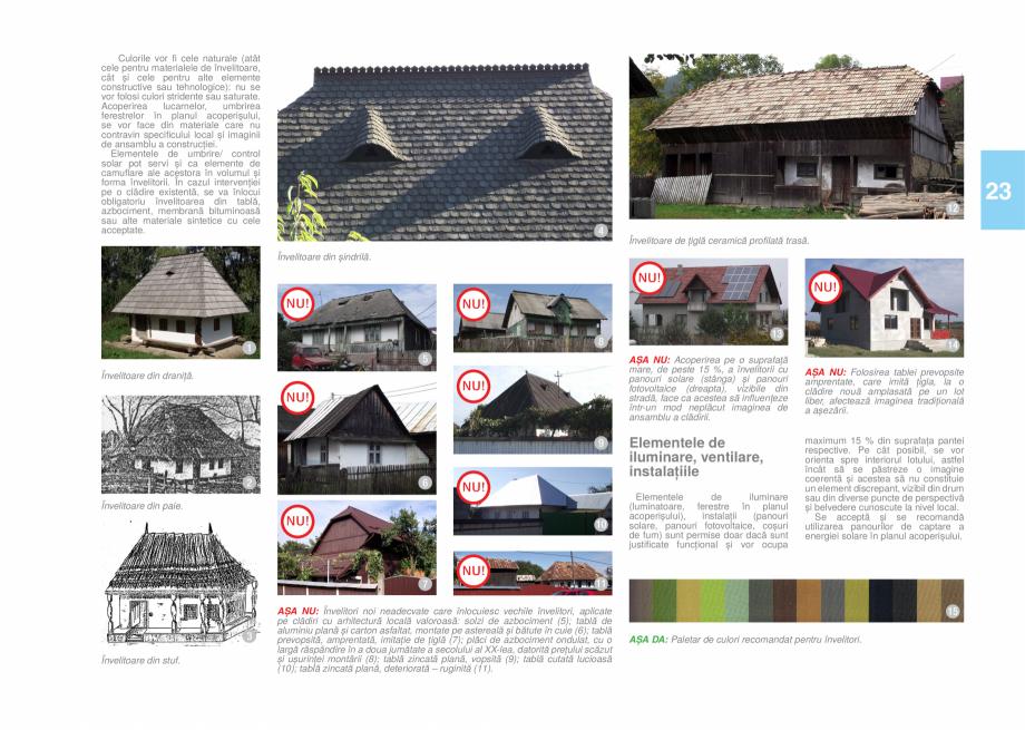 Pagina 25 - Zona Falticeni - Ghid de arhitectura pentru incadrarea in specificul local din mediul...