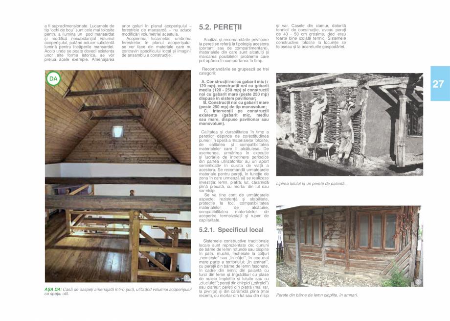Pagina 29 - Zona Falticeni - Ghid de arhitectura pentru incadrarea in specificul local din mediul...