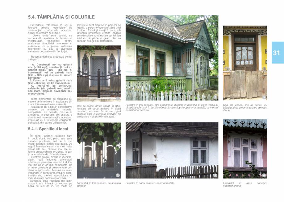 Pagina 33 - Zona Falticeni - Ghid de arhitectura pentru incadrarea in specificul local din mediul...