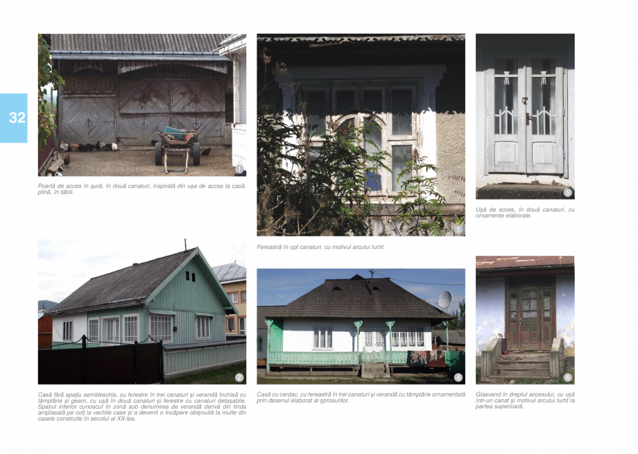 Pagina 34 - Zona Falticeni - Ghid de arhitectura pentru incadrarea in specificul local din mediul...