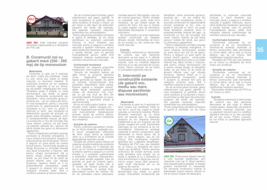 Pagina 37 - Zona Falticeni - Ghid de arhitectura pentru incadrarea in specificul local din mediul...