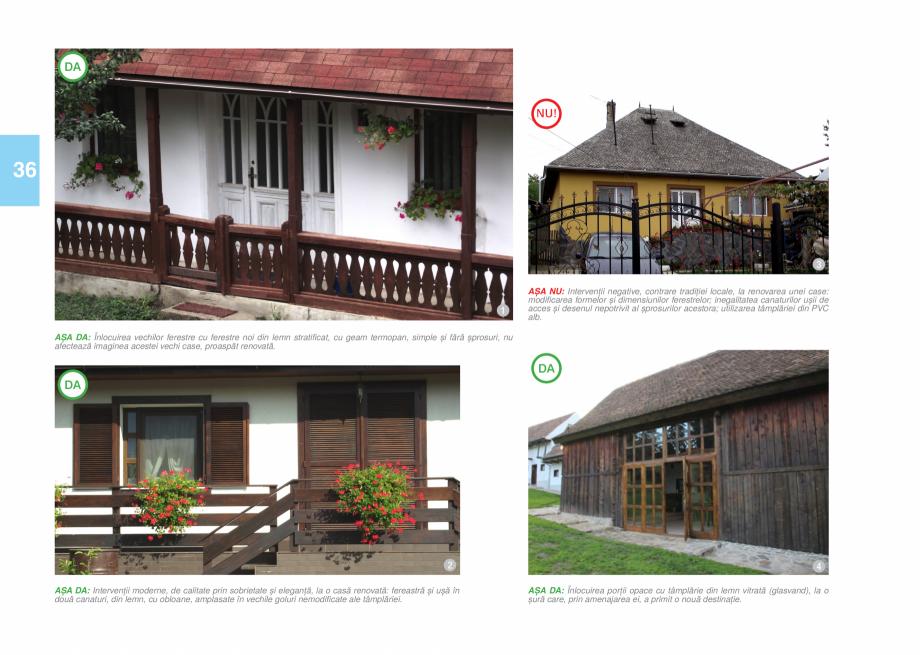 Pagina 38 - Zona Falticeni - Ghid de arhitectura pentru incadrarea in specificul local din mediul...