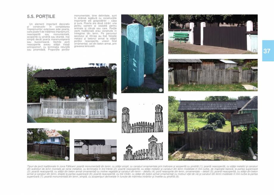 Pagina 39 - Zona Falticeni - Ghid de arhitectura pentru incadrarea in specificul local din mediul...