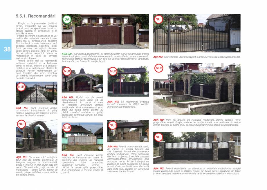 Pagina 40 - Zona Falticeni - Ghid de arhitectura pentru incadrarea in specificul local din mediul...