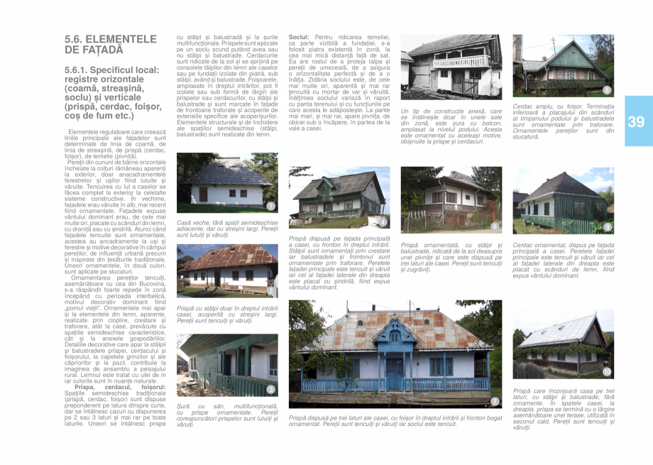 Pagina 41 - Zona Falticeni - Ghid de arhitectura pentru incadrarea in specificul local din mediul...