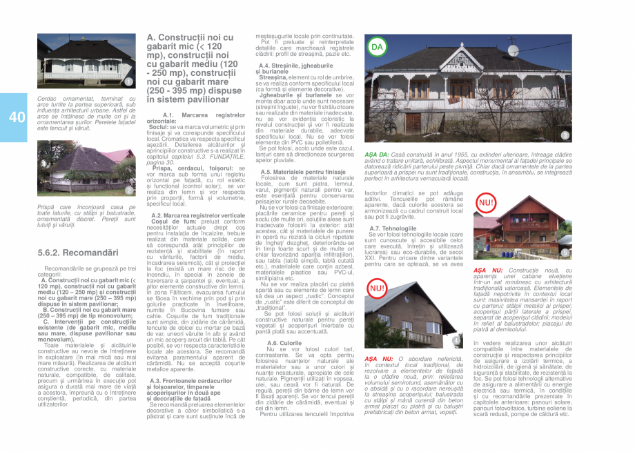 Pagina 42 - Zona Falticeni - Ghid de arhitectura pentru incadrarea in specificul local din mediul...