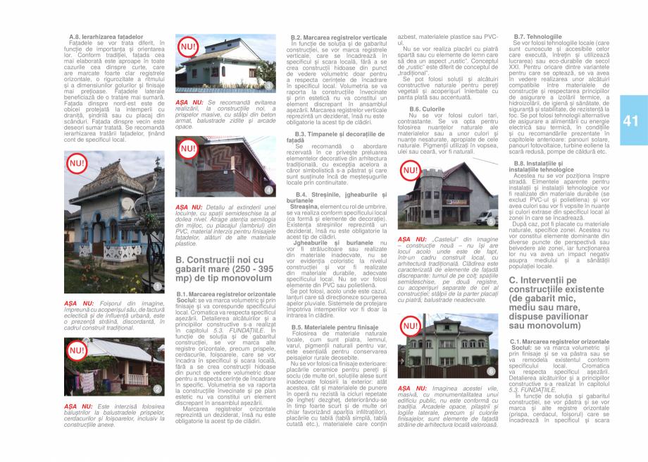 Pagina 43 - Zona Falticeni - Ghid de arhitectura pentru incadrarea in specificul local din mediul...
