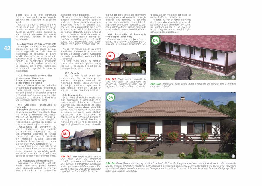 Pagina 44 - Zona Falticeni - Ghid de arhitectura pentru incadrarea in specificul local din mediul...