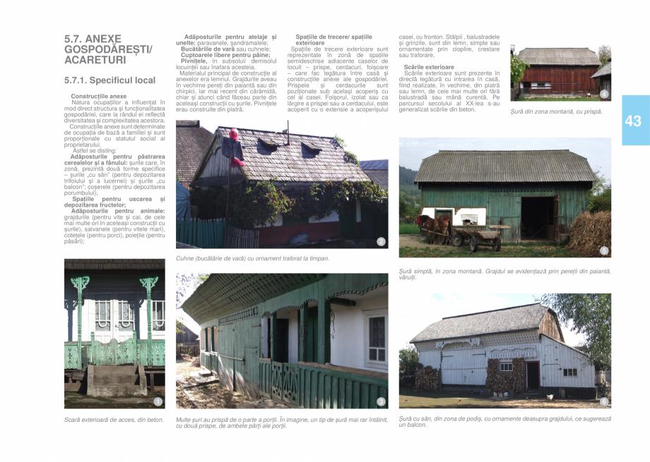 Pagina 45 - Zona Falticeni - Ghid de arhitectura pentru incadrarea in specificul local din mediul...