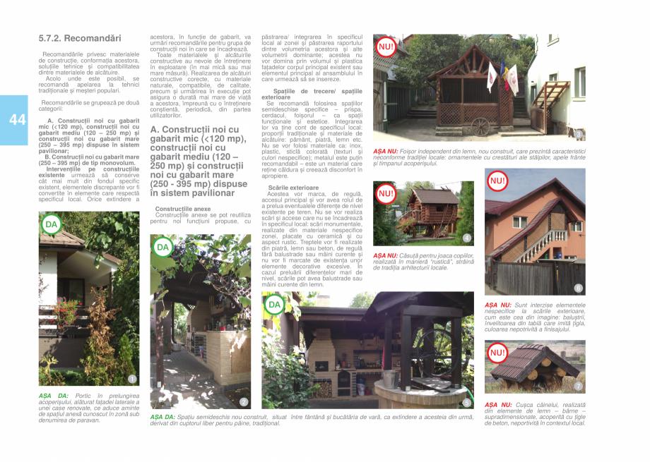 Pagina 46 - Zona Falticeni - Ghid de arhitectura pentru incadrarea in specificul local din mediul...