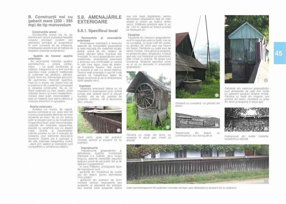 Pagina 47 - Zona Falticeni - Ghid de arhitectura pentru incadrarea in specificul local din mediul...