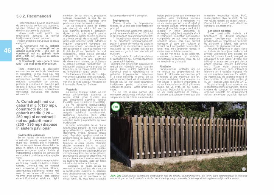 Pagina 48 - Zona Falticeni - Ghid de arhitectura pentru incadrarea in specificul local din mediul...