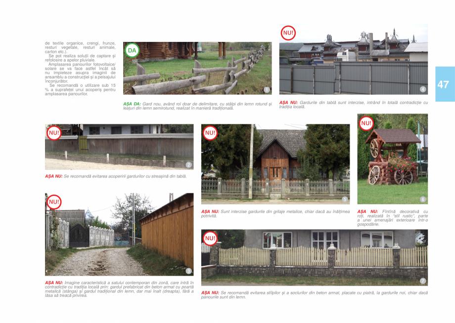 Pagina 49 - Zona Falticeni - Ghid de arhitectura pentru incadrarea in specificul local din mediul...