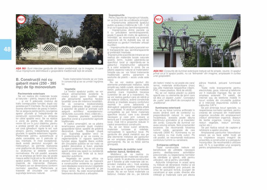 Pagina 50 - Zona Falticeni - Ghid de arhitectura pentru incadrarea in specificul local din mediul...