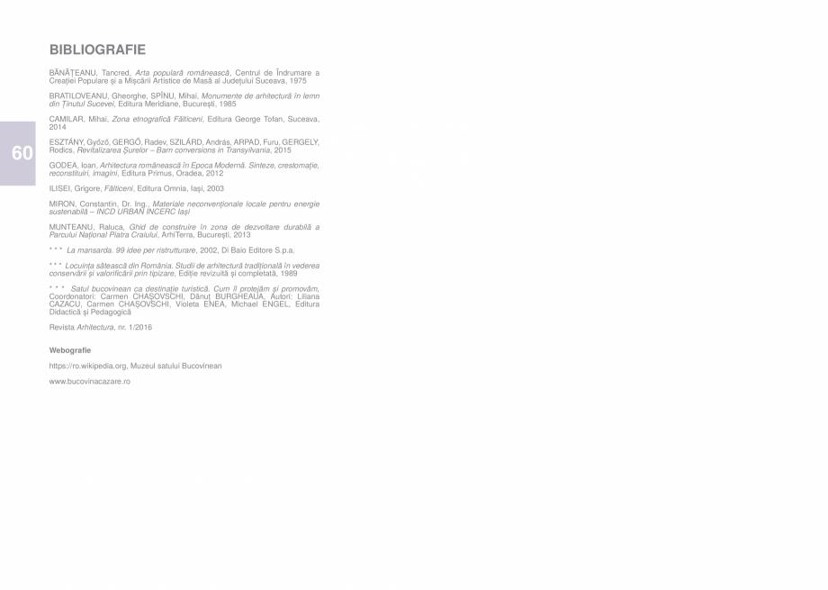 Pagina 62 - Zona Falticeni - Ghid de arhitectura pentru incadrarea in specificul local din mediul...