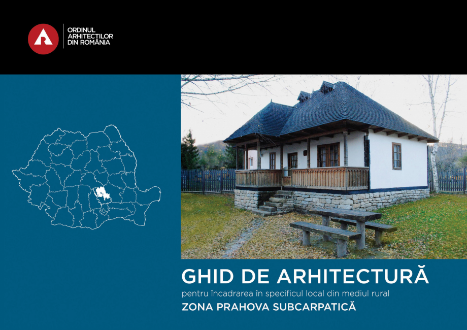 Pagina 1 - Zona Prahova Subcarpatica - Ghid de arhitectura pentru incadrarea in specificul local din...