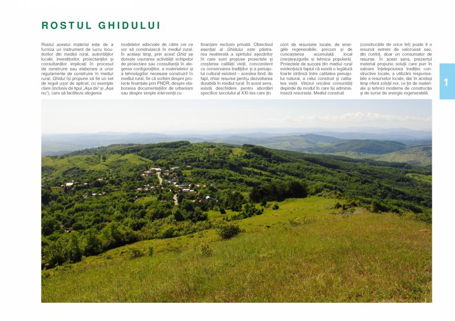 Pagina 2 - Zona Prahova Subcarpatica - Ghid de arhitectura pentru incadrarea in specificul local din...