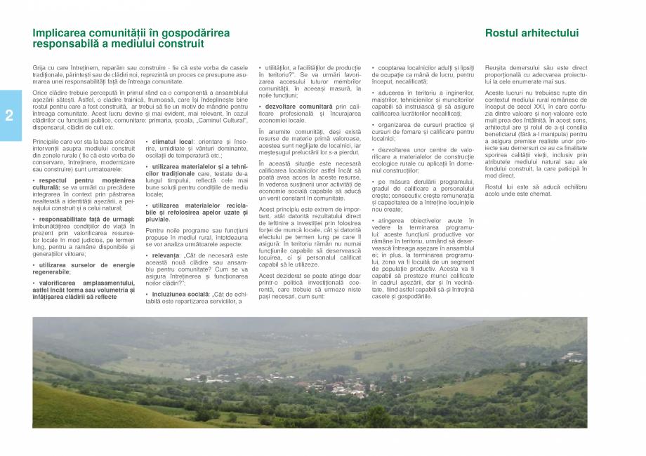 Pagina 3 - Zona Prahova Subcarpatica - Ghid de arhitectura pentru incadrarea in specificul local din...