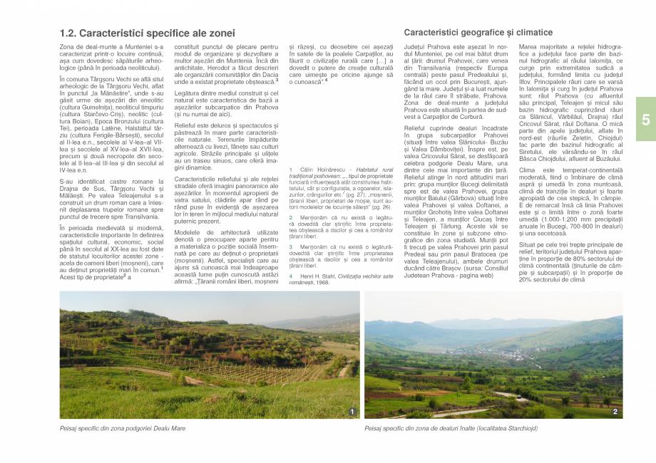 Pagina 6 - Zona Prahova Subcarpatica - Ghid de arhitectura pentru incadrarea in specificul local din...
