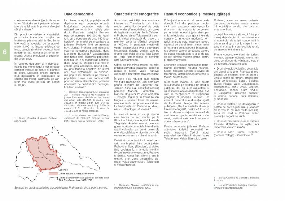 Pagina 7 - Zona Prahova Subcarpatica - Ghid de arhitectura pentru incadrarea in specificul local din...