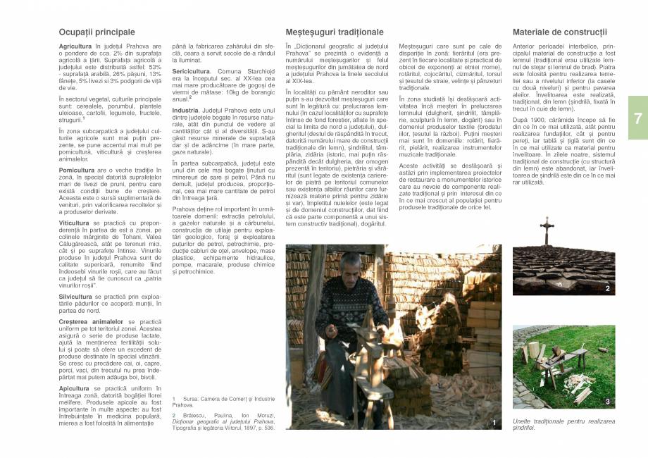Pagina 8 - Zona Prahova Subcarpatica - Ghid de arhitectura pentru incadrarea in specificul local din...