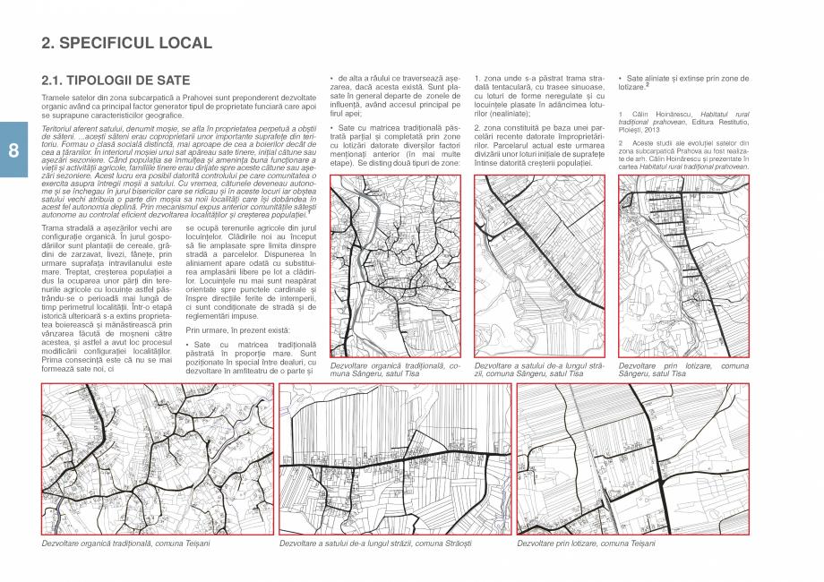 Pagina 9 - Zona Prahova Subcarpatica - Ghid de arhitectura pentru incadrarea in specificul local din...