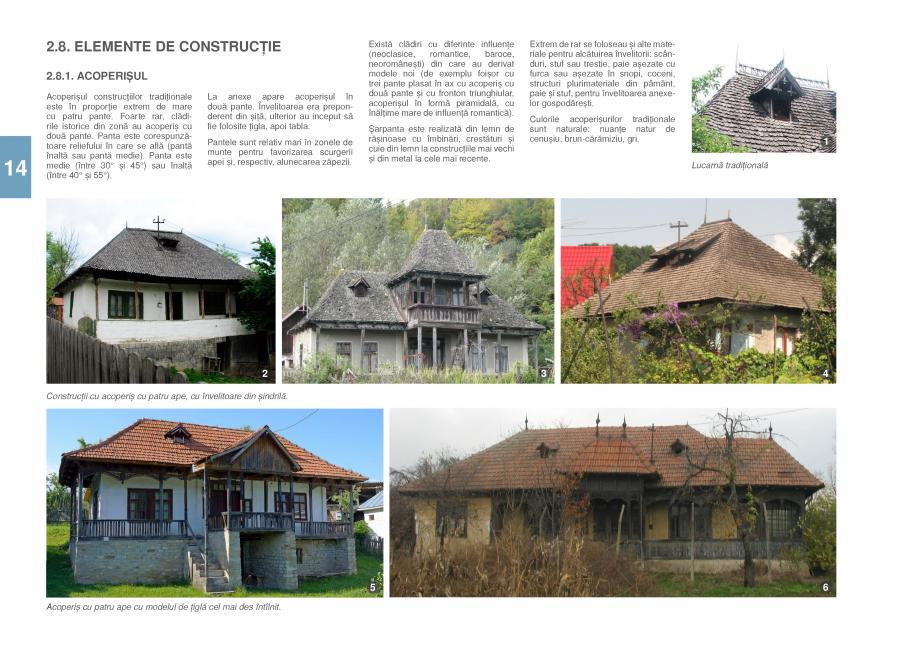 Pagina 15 - Zona Prahova Subcarpatica - Ghid de arhitectura pentru incadrarea in specificul local...