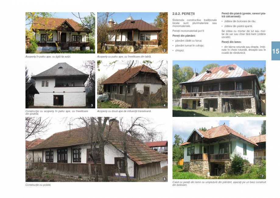 Pagina 16 - Zona Prahova Subcarpatica - Ghid de arhitectura pentru incadrarea in specificul local...