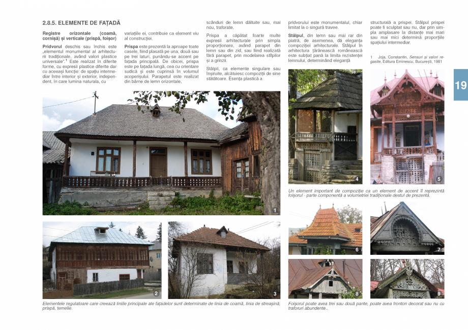 Pagina 21 - Zona Prahova Subcarpatica - Ghid de arhitectura pentru incadrarea in specificul local...