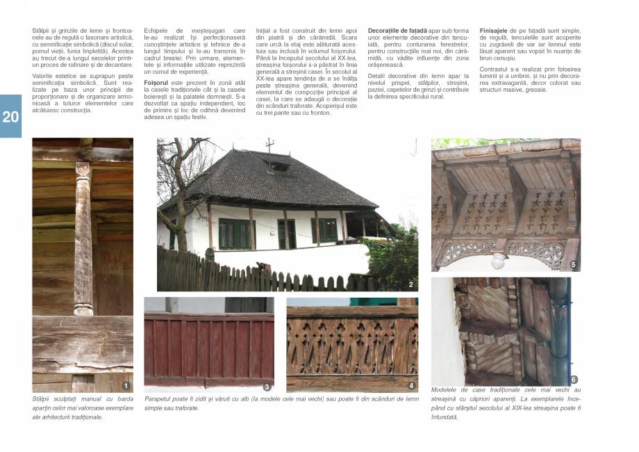 Pagina 22 - Zona Prahova Subcarpatica - Ghid de arhitectura pentru incadrarea in specificul local...
